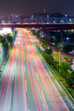 Traffic in Seoul Stock Photos