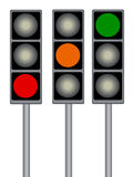 Traffic sign 03 Stock Images