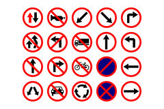 Traffic sign Stock Photography
