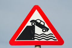 Traffic sign. Royalty Free Stock Photography