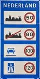 Traffic sign 3 Stock Photo