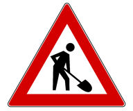 Traffic Sign Royalty Free Stock Image
