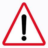 Traffic sign. Danger Royalty Free Illustration
