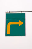 Traffic sign board Royalty Free Stock Images
