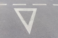 Traffic sign. Stock Images