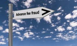 Advance fee fraud stock photos