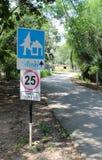 Traffic sign. Stock Image