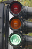 Traffic signal Stock Image
