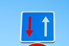 Traffic signal Royalty Free Stock Image