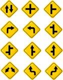Traffic signals Stock Photos