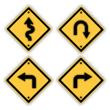 Traffic signs. Stock Photography