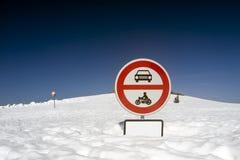 Traffic sing stop Royalty Free Stock Photo