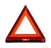 Traffic Triangle Stock Photo
