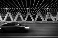 Traffic tunnel Stock Image