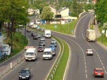 traffic urban στοκ φωτογραφίες με δικαίωμα ελεύθερης χρήσης