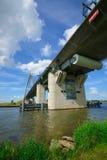 Trafficbridge Стоковое Фото