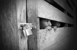 Trafficking Royalty Free Stock Photography