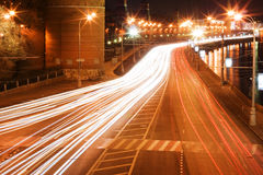 Traffico 1 Fotografie Stock