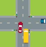 Traffico Immagini Stock Libere da Diritti