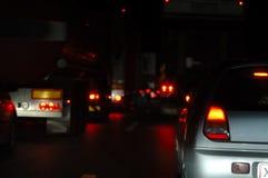Traffico Fotografia Stock