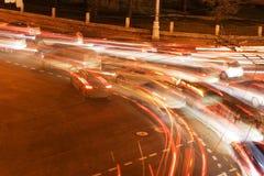 Traffico 4 Immagini Stock Libere da Diritti