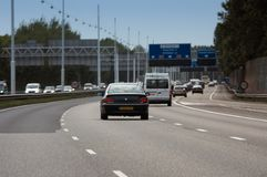 Traffico Fotografie Stock