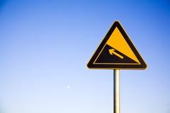 traffico del segno Fotografie Stock Libere da Diritti