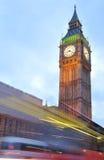 Traffico di Londra Immagini Stock