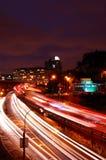 Traffico di New York Fotografia Stock Libera da Diritti