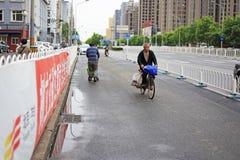Traffico di Pechino Immagini Stock Libere da Diritti