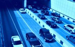 Traffico stradale Immagini Stock Libere da Diritti