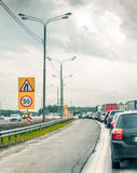 Traffics Stock Photography