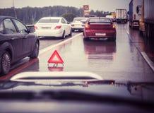 Traffics Royalty Free Stock Image