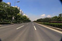 Trafficway Immagini Stock Libere da Diritti
