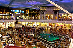 Trafford center Royalty Free Stock Images