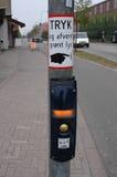 Trafic light singnal sign Stock Image