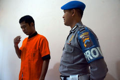 Traficantes dos narcóticos Foto de Stock Royalty Free