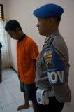 Traficantes dos narcóticos Imagem de Stock