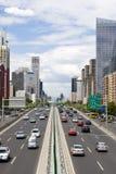 trafik Royaltyfri Fotografi