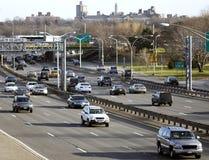 trafik Arkivbild