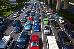 trafik Arkivfoton