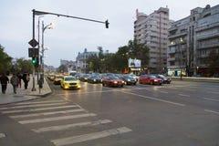 trafik Fotografering för Bildbyråer