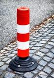 trafik för väg för färgkottebilaga set Arkivbilder