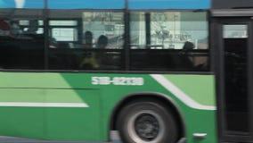 Trafik i Ho Chi Minh City stock video