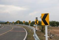 Trafik på all vägen Royaltyfri Foto