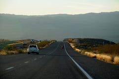 Trafik på routue 93,95,66,68 Arkivfoton