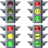 Trafikljus Royaltyfri Bild