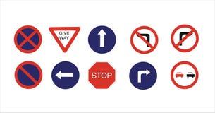 Trafikljus Arkivbilder