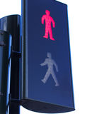 Trafikljus royaltyfria bilder