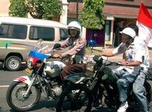 Trafikpolisen Royaltyfria Bilder